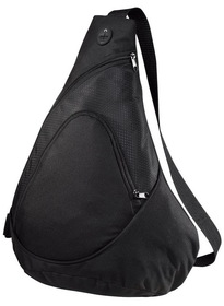 Port & Company - Improved Honeycomb Sling Pack. BG1010