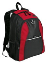 Port & Company - Improved Contrast Honeycomb Backpack. BG1020