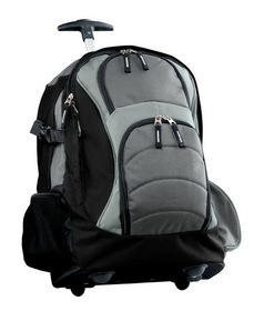 Port Authority - Wheeled Backpack. BG76S.