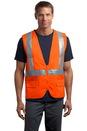 CornerStone - ANSI 107 Class 2 Mesh Back Safety Vest. CSV405.