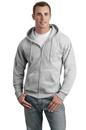 NEW Hanes - ComfortBlend Full-Zip Hooded Sweatshirt. P180