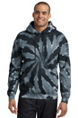 Port & Company Essential Tie-Dye Pullover Hooded Sweatshirt PC146