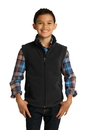 Port Authority Youth Value Fleece Vest. Y219.