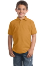 Port Authority - Youth Silk Touch Polo. Y500.