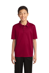 Port Authority - Youth Silk Touch Performance Polo. Y540.