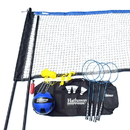 Blue Wave BG3141 Volleyball/Badminton Complete Combo Set