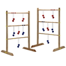 Blue Wave BG3145 Solid Wood Ladder Toss Game Set