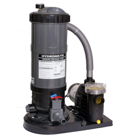 Hydro 90 sq. ft. Filter System w/ 1HP Pump