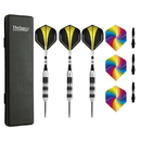 Carmelli NG1056 The Tempest Steel Tip Darts - Set of 3