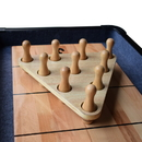 Carmelli NG1232 Shuffleboard Bowling Pin Set