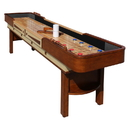 Carmelli NG1305 Merlot Shuffleboard Table - 9-ft