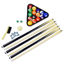 Carmelli NG2543 Pool Table Billiard Accessory Kit