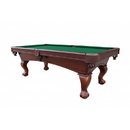 Carmelli NG2690GR Westport 8' Slate Pool Table With Green Felt