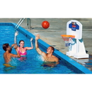 Blue Wave NT200 Pool Jam In-Ground Volleyball & Basketball Combo