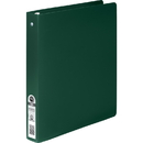Acco Flexible Accohide Round Ring Binder, 1