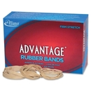 Alliance Advantage Rubber Bands, Size: #54 - Assorted Sizes - 1 lb. Box - Natural