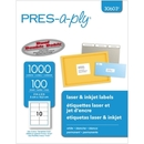 Avery Pres-A-Ply Standard Shipping Label, 2