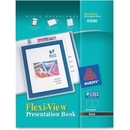 Avery Flexi-View Presentation Book, Letter - 9.50