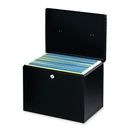 Buddy 0604 Hanging File Box with Two Keys, External Dimensions: 13.5