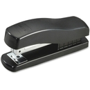 Stanley-Bostitch Half-strip Round Base Desktop Stapler, 20 Sheets Capacity - 105 Staples Capacity - 1/4