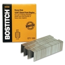 Stanley-Bostitch Premium Heavy-duty Chisel Tip Staples, 0.81