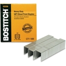 Stanley-Bostitch Premium Heavy-duty Staples, 0.63