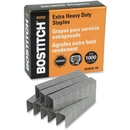 Stanley-Bostitch Heavy-Duty Auto Staple, 100 Per Strip - Chisel Point - 1000/Box