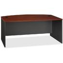 bbf Series C Bowfront Desk, 71