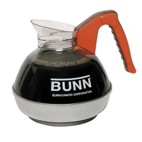 BUNN Unbreakable 12-Cup Decanter, Orange, Price/EA
