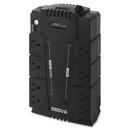 Compucessory 550VA UPS, 550 VA/330 W - 8 - Sag, Spike, Surge, Brownout