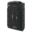 Compucessory 425VA UPS, 425 VA/230 W - 6 - Sag, Surge, Spike, Brownout