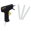 ChenilleKraft Trigger Style Mini Glue Gun, Light Duty - 220°F (104.4°C) - Assorted