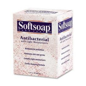 Softsoap Antibacterial Liquid Soap, Fresh Scent - 800mL - Anti-bacterial, Moisturizing, Price/EA