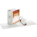 Cardinal Treated ClearVue Locking Slant-D Ring Binder, CRD32150