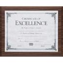Burnes Award Plaque, 8.50