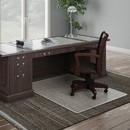 Deflect-o Beveled Edge Chair Mat, Carpeted Floor - 53