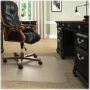 Deflect-o Beveled Edge Chair Mat, Carpeted Floor - 60