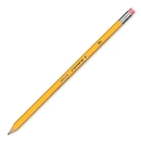 Dixon Oriole Presharpened Pencil, #2 Pencil Grade - Yellow Barrel - 12 / Dozen