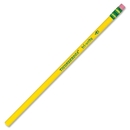 Ticonderoga Tri-Write No.2 Pencils, #2 Pencil Grade - Black Lead - Yellow Barrel