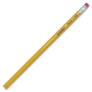 Dixon No. 2 Graphite Core Pencils, #2 Pencil Grade - Black Lead - Yellow Barrel - 144 / Box