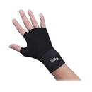 Dome Handeze Therapeutic Gloves, Medium Size - 2 / Pair - Black