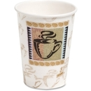 Dixie PerfecTouch Hot Cup, 8 oz - 20/Carton - Paper
