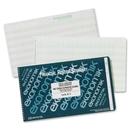 Ekonomik Wirebound Check Register, 40 Sheet(s) - Wire Bound - 8.75