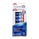 Elmer's Extra Strength Permanent Glue Stick, 0.28 oz - 24/Pack - White