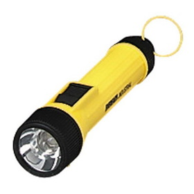Eveready Eveready Heavy-Duty Industrial Handy Torch, Bulb - AA - Polypropylene Casing - Yellow, Price/EA