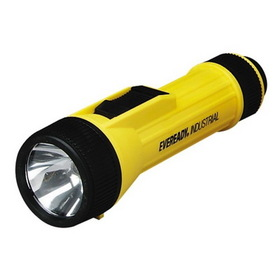 Eveready Eveready Heavy-Duty Industrial Handy Torch, D - Polypropylene Casing - Yellow, Price/EA