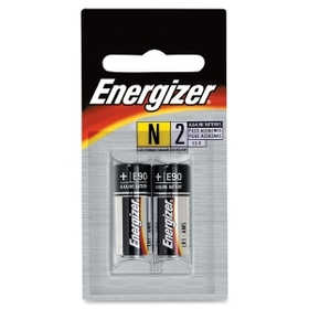 Eveready EVEE90BP2 Energizer E90BP-2 Alkaline General Purpose, 1000 mAh - N - Alkaline - 1.5 V DC, Price/PK