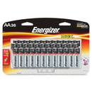 Energizer AA Size Alkaline General Purpose Battery, AA - Alkaline - 1.5 V DC