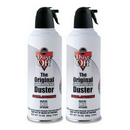 Falcon Dust Off DPNXL2 Premium Air Duster, Ozone-safe, Non-flammable, Moisture-free - Gray