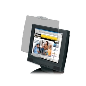 """Fellowes LCD Privacy Screen - 19"""" Clear, 19""""LCD Monitor, Price/EA"""